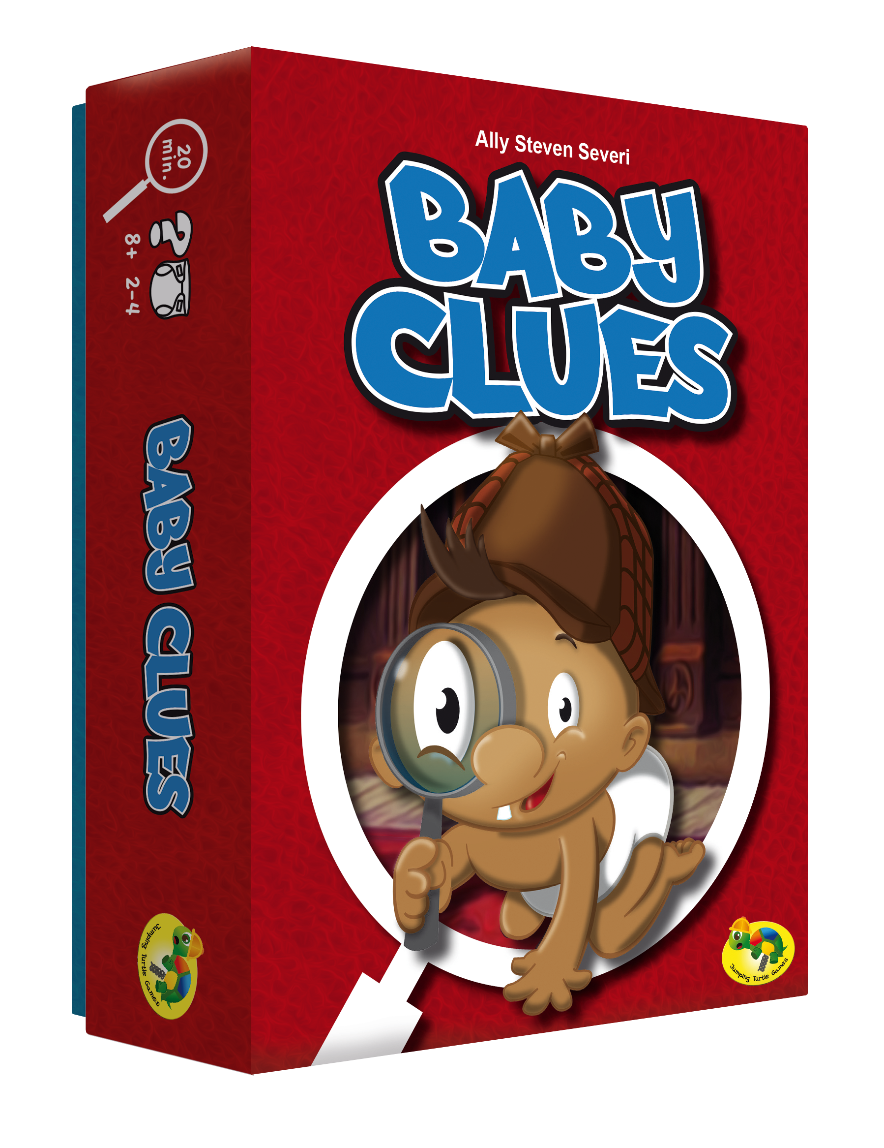Baby Clues - Jumping Turtle Games