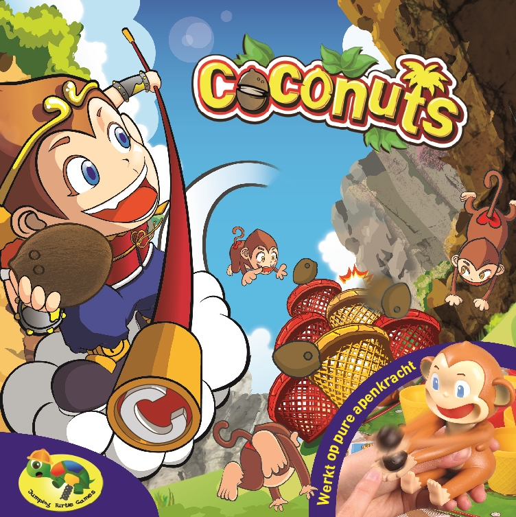 Coconuts - Juming Turtle Games
