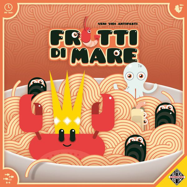 Frutti Di Mare - Black Box Adventures