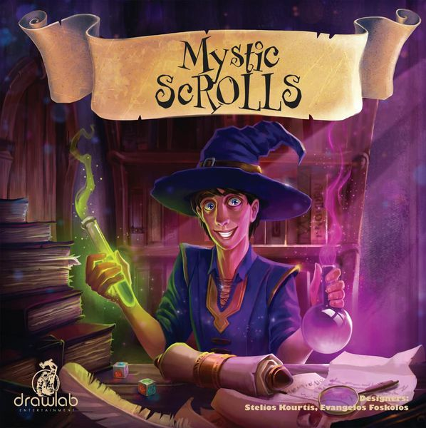 Mystic Scrolls - Drawlab Entertainment