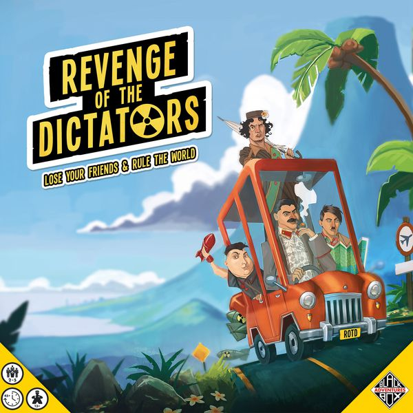 Revenge of the Dictators - Black Box Adventures