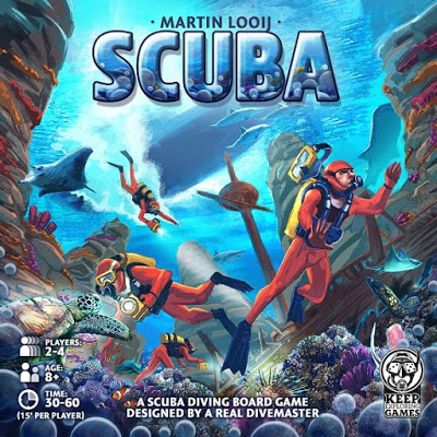 Scuba - Keep Exploring Games
