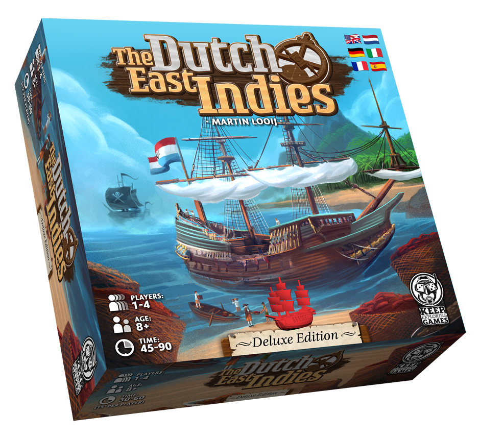 The Dutch East Indies - Keep Exploring Games